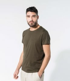 Kariban Organic Crew Neck T-Shirt