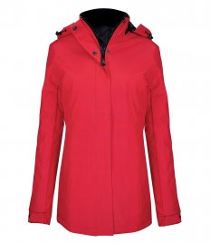 Kariban Ladies Parka Jacket