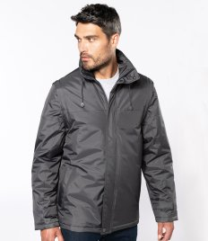 Kariban Factory Zip Off Sleeve Jacket