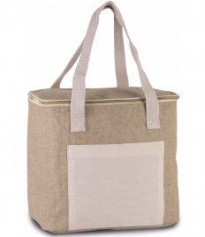 08589f828438 Kimood Medium Jute Cool Bag   Monsoon Clothing